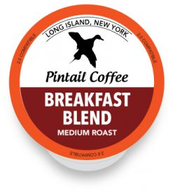 Breakfast Blend Medium Roast